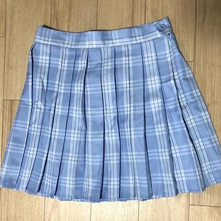 イーストボーイ(EASTBOY)のチェックスカート プリーツスカート(ひざ丈スカート)