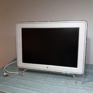 アップル(Apple)のApple Cinema Display M8149(ディスプレイ)