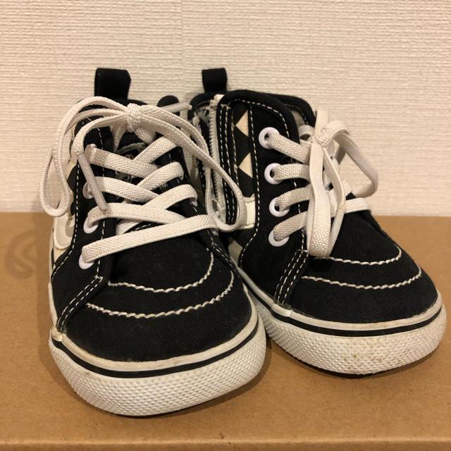 VANS(ヴァンズ)のVANS ベビーシューズ 13センチ キッズ/ベビー/マタニティのベビー靴/シューズ(~14cm)(スニーカー)の商品写真