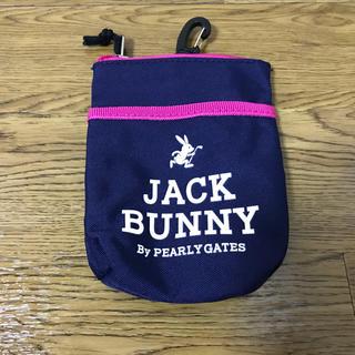 パーリーゲイツ(PEARLY GATES)のJack bunny ミニポーチ(ポーチ)