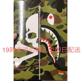 マスターマインドジャパン(mastermind JAPAN)のMM VS BAPE BE@RBRICK 100% & 400%(その他)