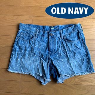 オールドネイビー(Old Navy)のOLD NAVY オールドネイビー/デニム ショートパンツ(ショートパンツ)