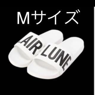 サンダイメジェイソウルブラザーズ(三代目 J Soul Brothers)のCLAIR DE LUNE (クレールドルナ )白サンダル(サンダル)