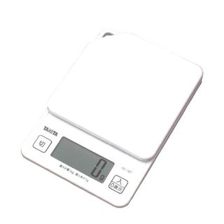 タニタ(TANITA)の新品未開封 タニタ デジタルクッキングスケール 1kg/1g単位まで計測 送料込(調理道具/製菓道具)