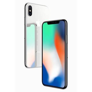 アップル(Apple)のiPhone X 64GB SIMフリー(スマートフォン本体)