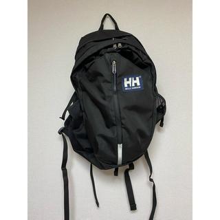 HELLY HANSEN - ヘリーハンセン リュック 黒