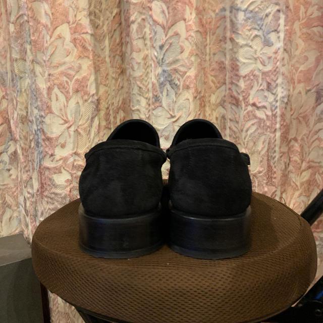 Gucci(グッチ)の美品 GUCCI グッチ ビットローファー ドレスシューズ シェリーライン メンズの靴/シューズ(ドレス/ビジネス)の商品写真