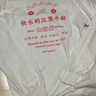 サンタモニカ(Santa Monica)の中国語Tシャツ(パーカー)