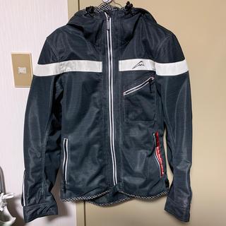 ヤマハ(ヤマハ)のクシタニ フルメッシュパーカージャケット Mサイズ(装備/装具)