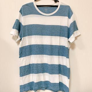 オールドネイビー(Old Navy)のボーダーTシャツ*オールドネイビー(Tシャツ/カットソー(半袖/袖なし))