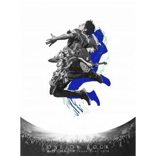 ワンオクロック(ONE OK ROCK)のワンオクロック オーケストラツアーDVD(ミュージック)