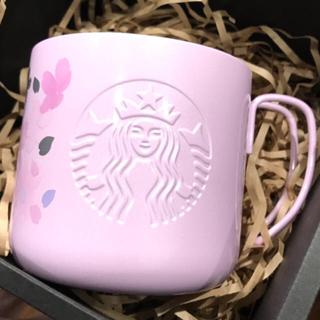 スターバックスコーヒー(Starbucks Coffee)のスターバックス✨さくら ステンレスマグ 2019(グラス/カップ)