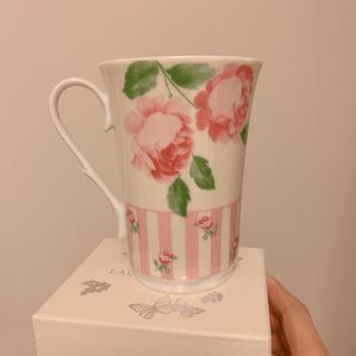 ローラアシュレイ(LAURA ASHLEY)のローラアシュレイ マグカップ ペア(グラス/カップ)