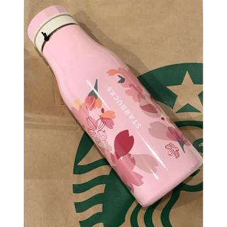 スターバックスコーヒー(Starbucks Coffee)のスターバックス✨ ステンレスボトルバラエティーペタル(タンブラー)