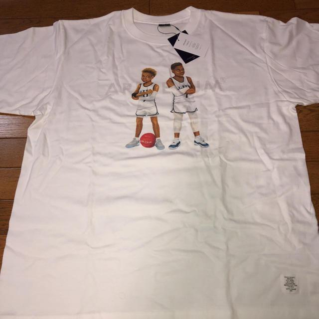 APPLEBUM(アップルバム)のapplebum 山王 tee xl メンズのトップス(Tシャツ/カットソー(半袖/袖なし))の商品写真