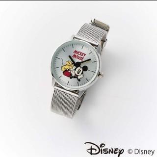 ミッキーマウス - 143 SPRiNG 11月号 付録