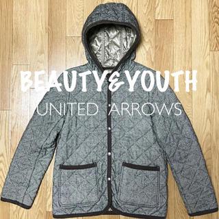 BEAUTY&YOUTH UNITED ARROWS - ビューティー&ユース ユナイテッドアローズ キルティングジャケット 美品
