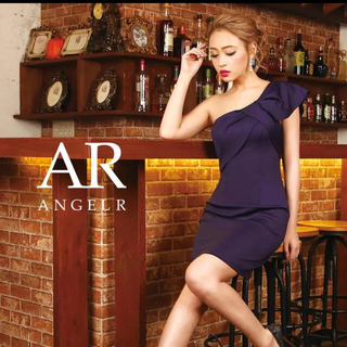 エンジェルアール(AngelR)のAngelR リボンモチーフドレス(ミニドレス)