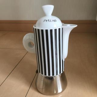 デロンギ(DeLonghi)のイタリア d'ANCAP アンカップ エスプレッソメーカー ポット マキネッタ(エスプレッソマシン)