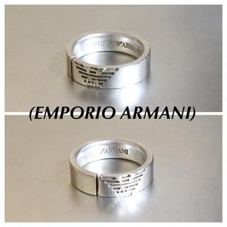 Emporio Armani - エンポリオ アルマーニ925silverリング