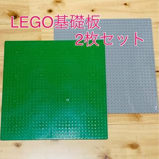 Lego - LEGO互換 基礎板 2枚セット