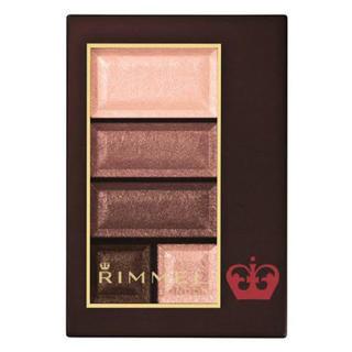リンメル(RIMMEL)のリンメル ショコラスウィートアイズ 018 チェリーミルクショコラ(アイシャドウ)