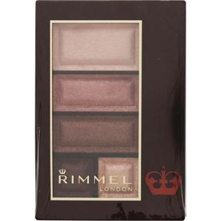 リンメル(RIMMEL)のリンメル ショコラスウィートアイズ 015 ストロベリーショコラ(アイシャドウ)