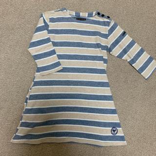 HOLLYWOOD RANCH MARKET - BLUE BLUE✲︎七分袖カットソー