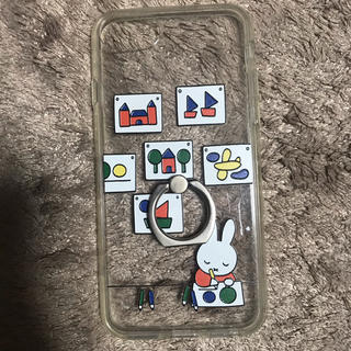 スタディオクリップ(STUDIO CLIP)のスタディオクリップ ミッフィー iPhoneケース(iPhoneケース)