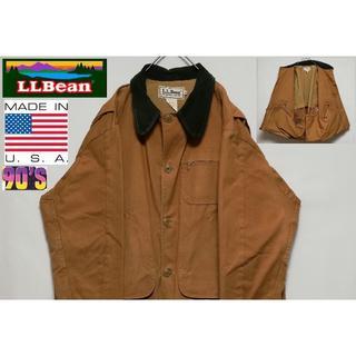 エルエルビーン(L.L.Bean)の90年代 L.L.BEAN ハンティングジャケット USA(カバーオール)