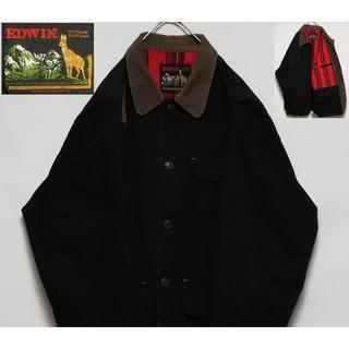 カーハート(carhartt)のEDWIN OUTDOOR CLOTHING ハンティングジャケット(カバーオール)