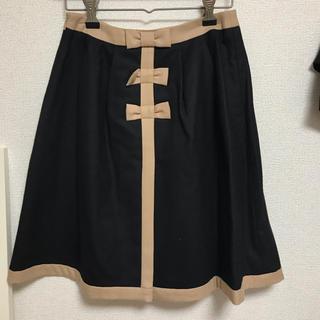 アナトリエ(anatelier)のスカート(ひざ丈スカート)