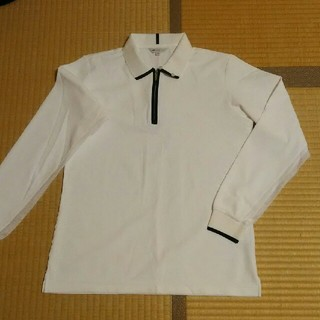 ミズノ(MIZUNO)の長袖Tシャツ Mサイズ(Tシャツ(長袖/七分))