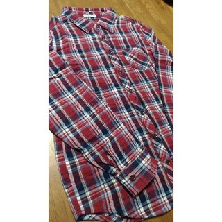 ハニーズ(HONEYS)のコルザ♪チェックシャツ 長袖(シャツ/ブラウス(長袖/七分))