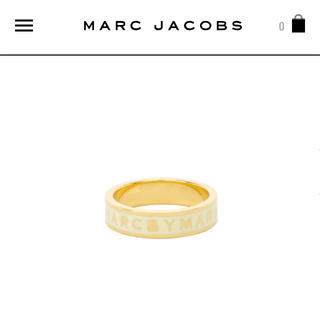 マークバイマークジェイコブス(MARC BY MARC JACOBS)のマークBYマークジェイコブス リング(リング(指輪))