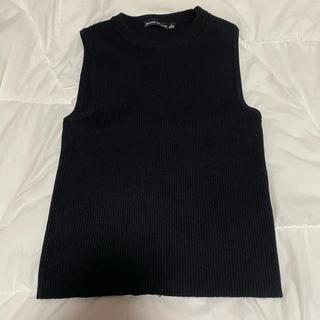 ベルシュカ(Bershka)のBershka KNITWEAR (Tシャツ(半袖/袖なし))