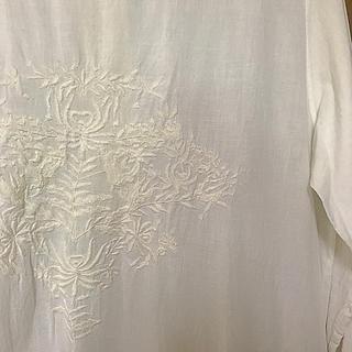 エディットフォールル(EDIT.FOR LULU)の刺繍ワンピース(ロングワンピース/マキシワンピース)