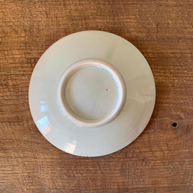 伊藤聡信 印判 5寸皿 2枚         未使用 エンタメ/ホビーの美術品/アンティーク(陶芸)の商品写真