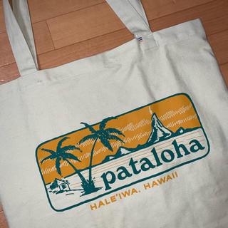 パタゴニア(patagonia)の【お値下げしました!】pataloha トートバック(エコバッグ)