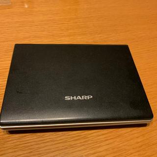 シャープ(SHARP)の電子辞書(その他)
