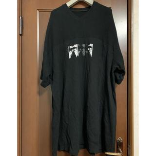 ユリウス(JULIUS)のJULIUS 切り替えビッグシルエットカットソー(Tシャツ/カットソー(半袖/袖なし))
