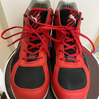 プーマ(PUMA)のプーマ 安全靴 26.0cm 未使用(その他)