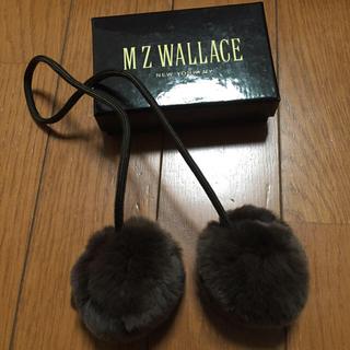 エムジーウォレス(MZ WALLACE)のMZウォレス チャーム バッグ(トートバッグ)
