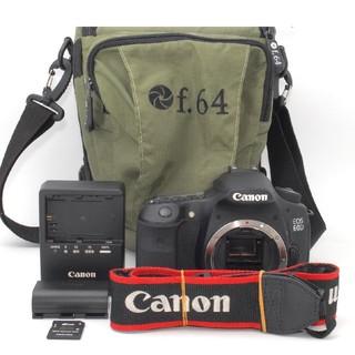 キヤノン(Canon)のS数1935回!!液晶モニターを見ながら撮影♪Canon 60D ボディ♪(デジタル一眼)