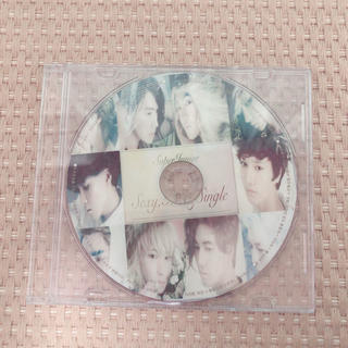 SUPER JUNIOR - SUPERJUNIOR sexy,free&single DVD
