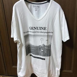 Tシャツ 白(Tシャツ/カットソー(半袖/袖なし))