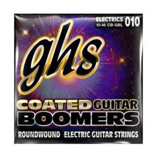CB-GBXL COATED BOOMERS - Extra Light(弦)
