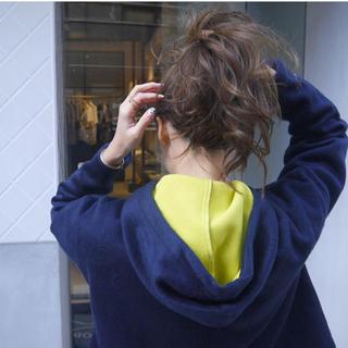 ドゥロワー(Drawer)の限定お値下げ!【新品】ロージーモンスター フード付きジャケット(ブルゾン)