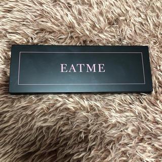 イートミー(EATME)のEATME ラルム パレット (larme 付録 アイシャドウパレット)(アイシャドウ)