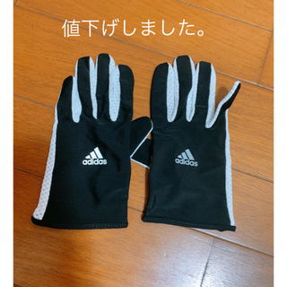 アディダス(adidas)のスポーツ用グローブ  手袋  アディダス(手袋)
